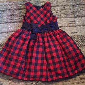 Cat and Jack Holiday Dress Size 10/12